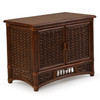 Island Way Indoor Rattan Etagere