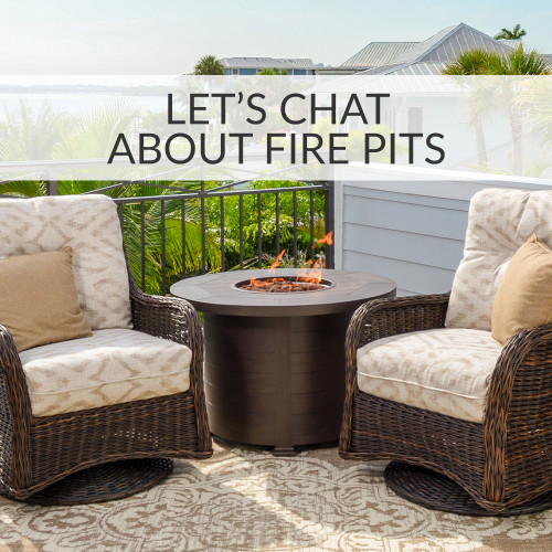 All About Fire Pits