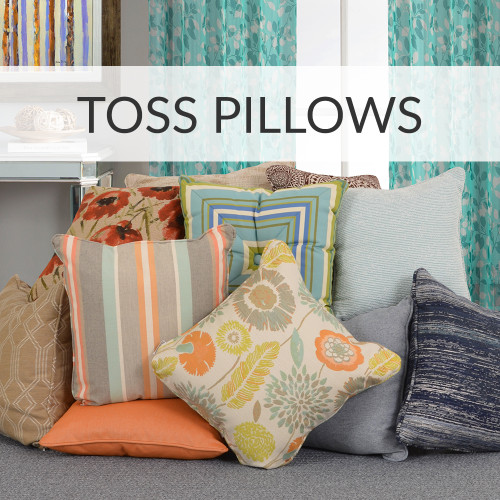 The Science of Choosing Toss Pillows