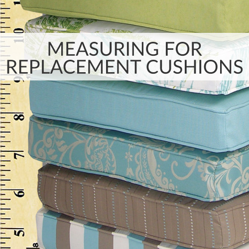 Will It Measure Up? Leader's Top Five Tips for Replacing Cushions.