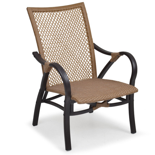 Empire Outdoor Wicker Club Chair