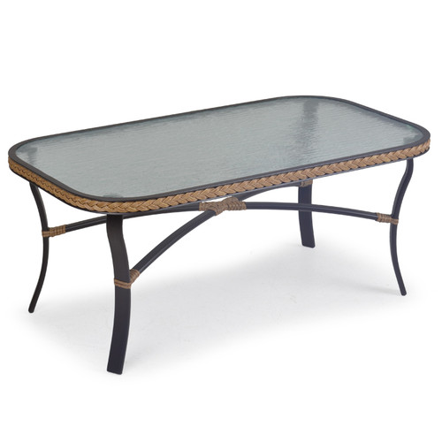 Empire Outdoor Wicker Cocktail Table