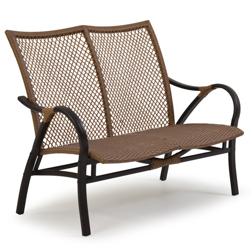 Empire Outdoor Wicker Loveseat