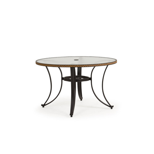 "Empire Outdoor 48"" Round Dining Table"