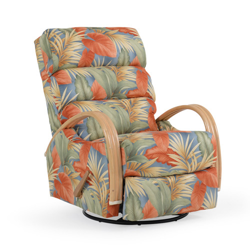 Islamorada Swivel Glider Recliner (alternate view)
