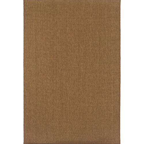 Karavia Indoor/Outdoor Dark Neutral Weave Rug
