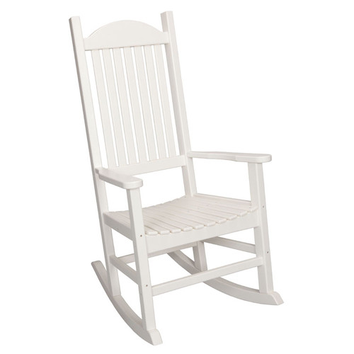 Oceanside Outdoor Poly Lumber Plantation Rocker