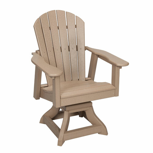 Patio Swivel Dining Chair