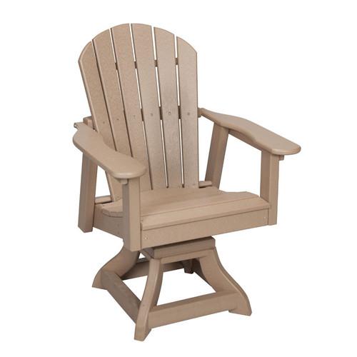 Patio Swivel Dining Chair