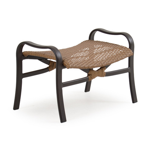 Empire Outdoor Wicker Ottoman