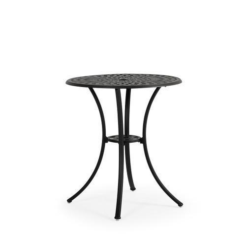 """Trellis Outdoor Cast Aluminum 30"""" Round Counter Table"""