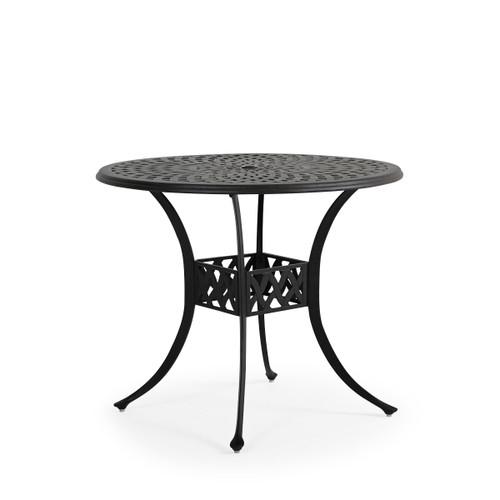"""Trellis Outdoor Cast Aluminum 42"""" Round Counter Table"""