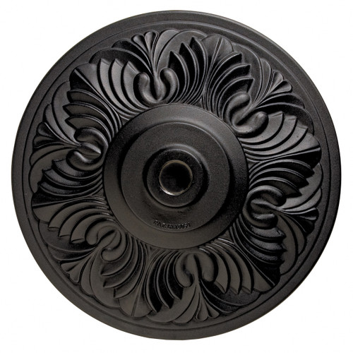 Aluminum Umbrella Base Black