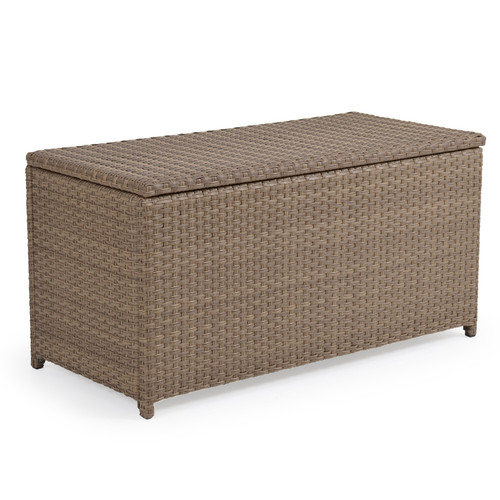 Kokomo Storage Trunk (Oyster Grey)