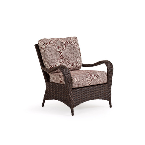 Kokomo Outdoor Wicker Club Chair