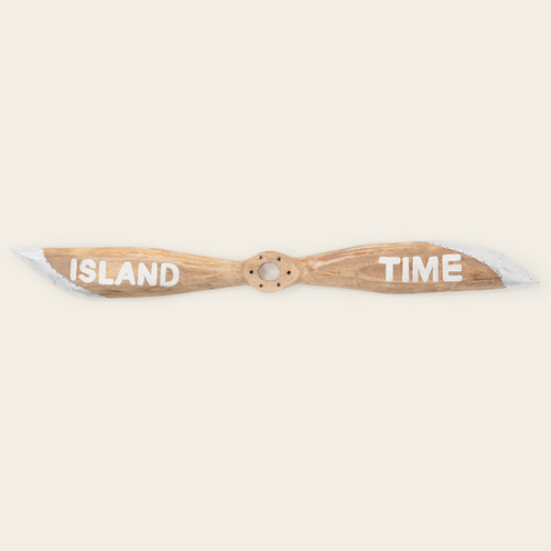 Indoor Island Time Boat Propeller