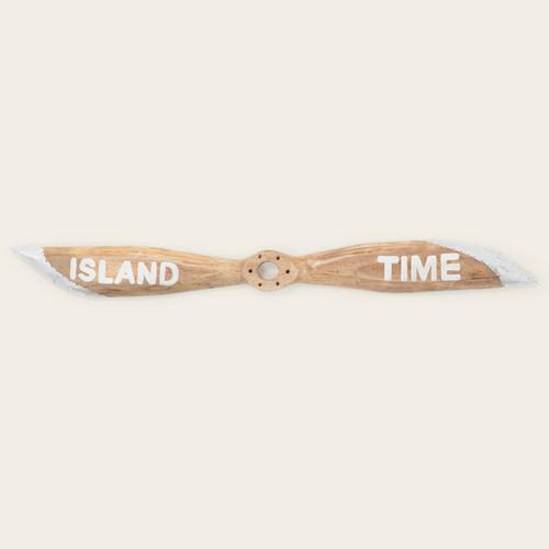 Indoor Island Time Boat Propeller