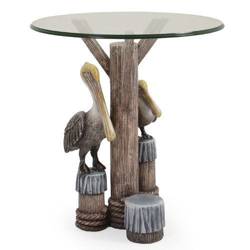 Pelican Side  Table