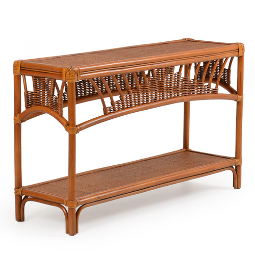 Bali Indoor Rattan Console Table