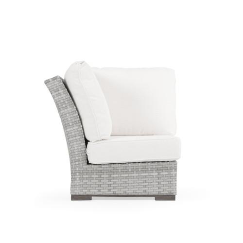 Retreat Outdoor Wicker Corner Chair