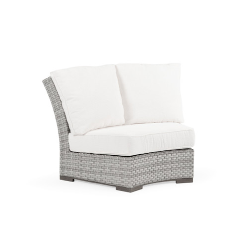Retreat Outdoor Wicker 45° Wedge Chair