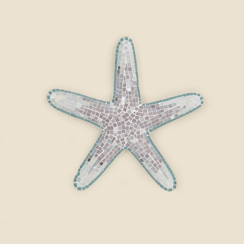 Indoor Large Mosaic Starfish