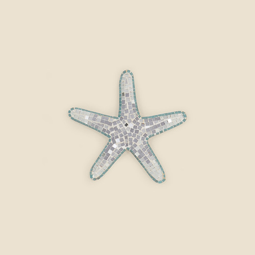 Indoor Medium Sized Mosaic Starfish