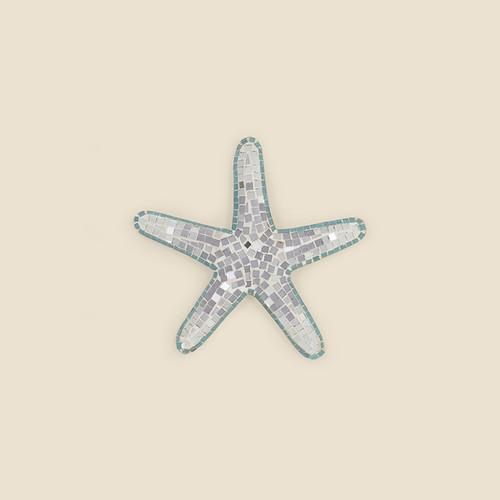 Indoor Medium Sized Mosaic Starfish