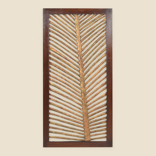 Indoor Leaf In Frame