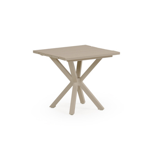 "Sand Key 19"" Square Tea Table"