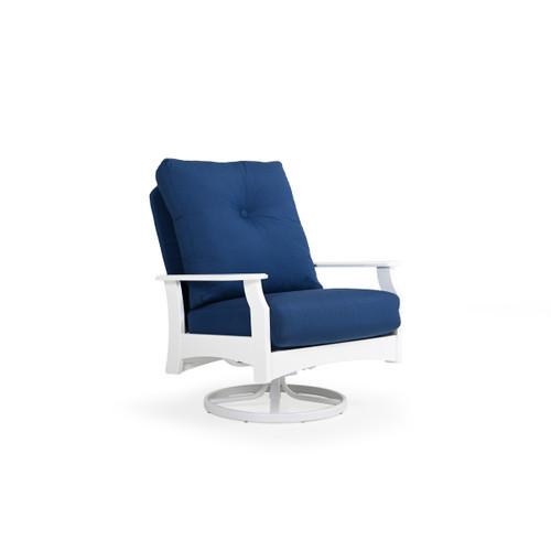 Tobago High Back Swivel Rocker Lounge Chair