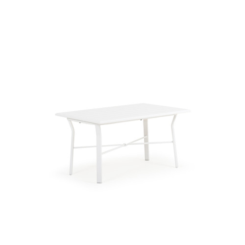 """Tobago Outdoor 24"""" x 36"""" Rectangle Polymer Cocktail Table"""
