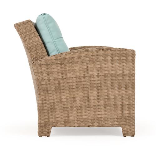 Tremendous Kokomo Outdoor Wicker Sofa With Cushions Inzonedesignstudio Interior Chair Design Inzonedesignstudiocom