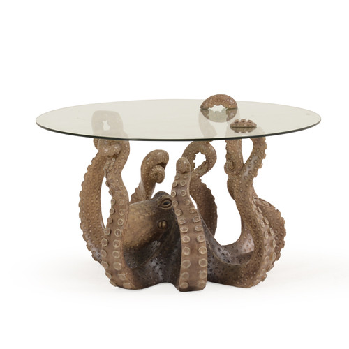 Island Way Outdoor Octopus Cocktail Table