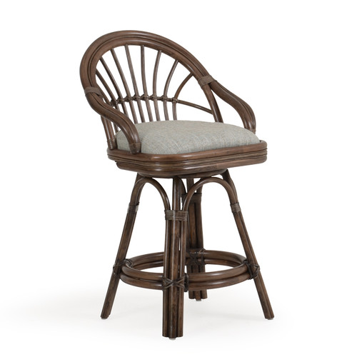 Islamorada Indoor Rattan Counter Height Stool
