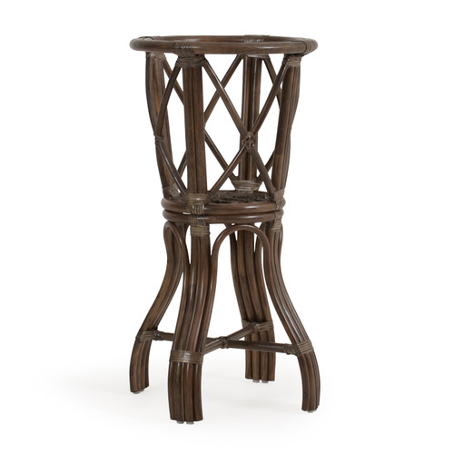 Superb Islamorada Indoor Rattan Bar Height Table Base Squirreltailoven Fun Painted Chair Ideas Images Squirreltailovenorg