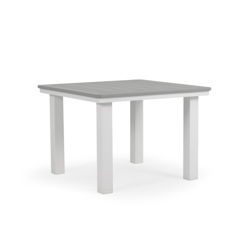 """Marina Outdoor Poly Lumber 42"""" Square Dining Table"""