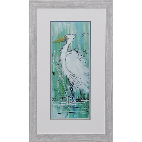 Shoreline Beauty I Framed Art