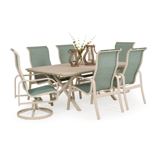 Sand Key 7PC Dining Set