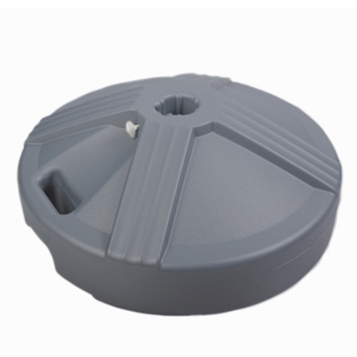 Grey Umbrella Base - Unfilled