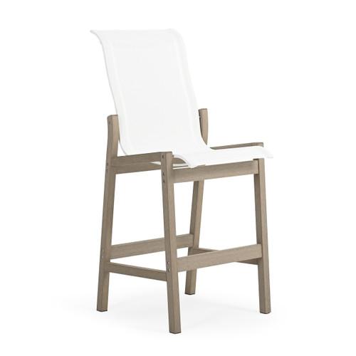 Maui Outdoor PoliSoul Sling Bar Chair