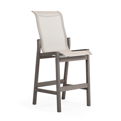 Maui Outdoor PoliSoul Sling Bar Chair