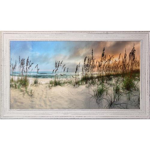 Beach Pastels Framed Art