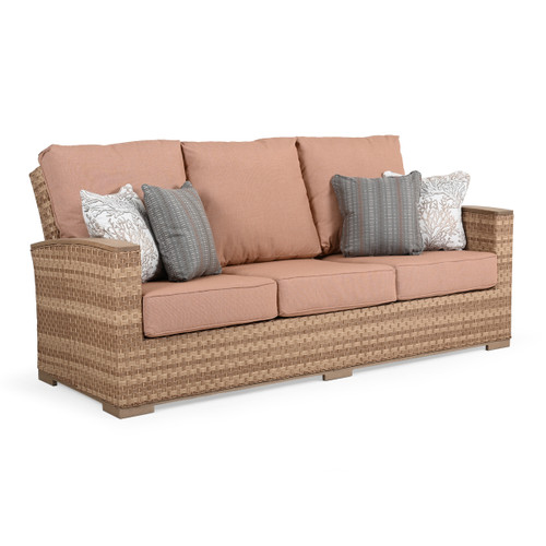 Retreat Outdoor Wicker Sofa