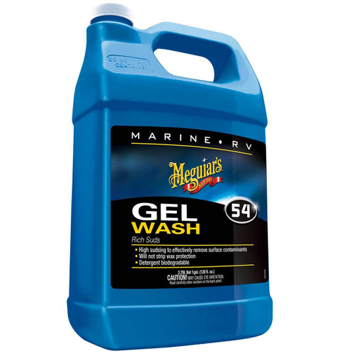 Meguiars Rich Suds Gel Wash 54, 1 Gallon