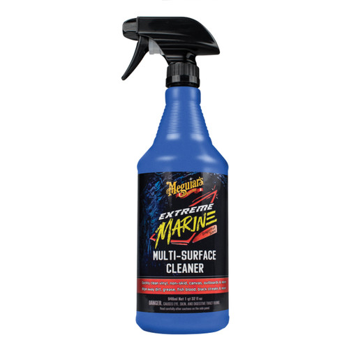 Meguiars Extreme Multi-Surface Cleaner, 32oz Spray