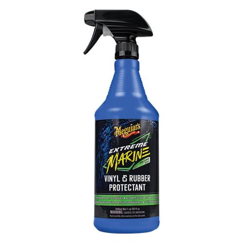 Meguiars Extreme Marine Vinyl and Rubber Protectant, 32oz Spray