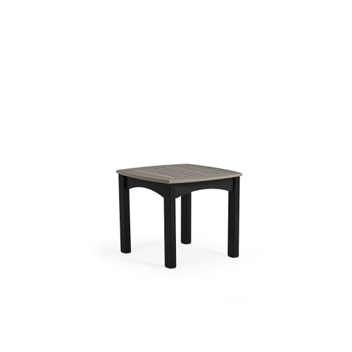 Bayshore Outdoor Poly Lumber Sectional End Table