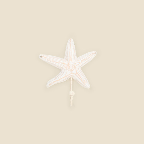 Single Starfish Wall Hook