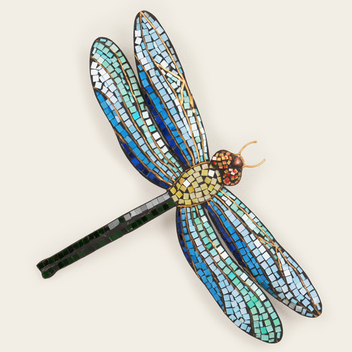 Indoor Mosaic Dragonfly